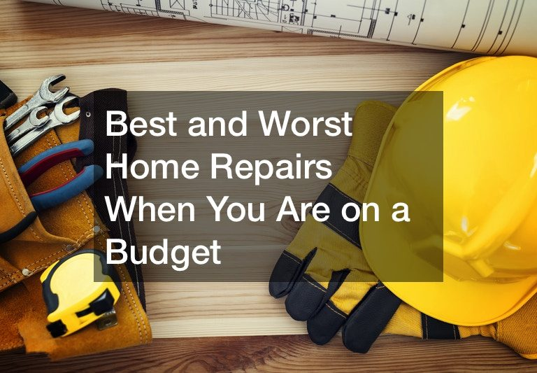 how to renovate your house on a low budget