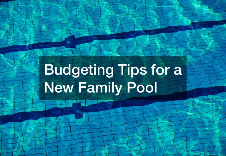 swimming pool ideas on a budget